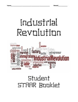 Industrial Revolution Interactive Workbook