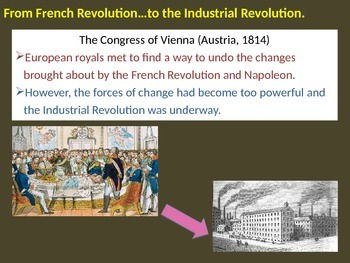 Industrial Revolution - PowerPoint