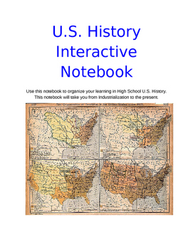 Industrial Revolution - U.S. History - Interactive Noteboo