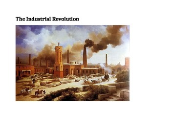 The Industrial Revolution (Reading & Activity)