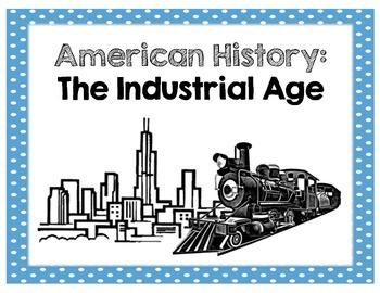 Industrial Revolution in America - Bundle