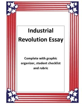 Industrial Revolution Essay