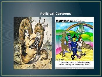 Industrialization Political Cartoon Project