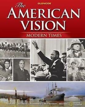 Test - Industrialization 1865-1901 American Vision Modern