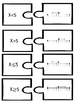 Graphing Inequalities on a Number Line; Graphic Organizer