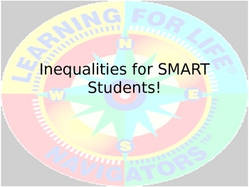 Inequalities for SMART Students!