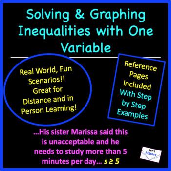 Inequalities in One Variable
