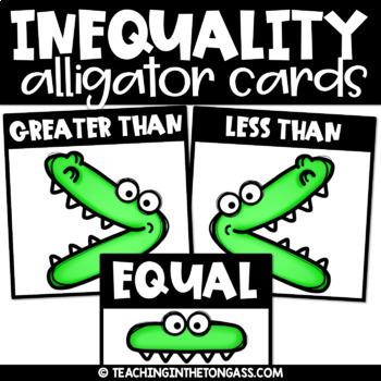 Inequality Gators Clipart Free