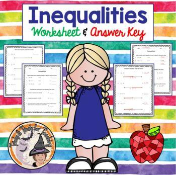 Inequality Quiz Inequalities Solving Graphing Inequalities