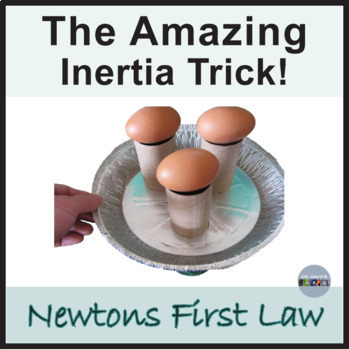 Inertia Trick and Newton's First Law