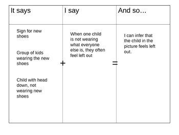 Infer Using an Easy Three-Step Process: Practice Presentation