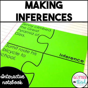 Inference - Reading Interactive Notebook