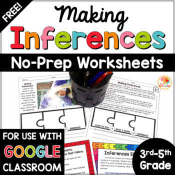 photo regarding Printable Inference Games named Inferences Printables Absolutely free via Kirstens Kaboodle TpT