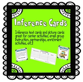 Inference Cards!
