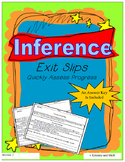 Inference Exit Slips