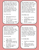 Inference Reading Cards