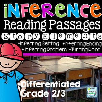 Making Inferences ~ Reading Passages ~ Finding Evidence ~