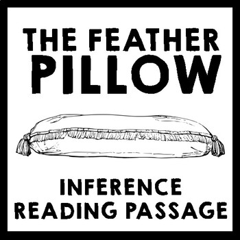 Inference Reading Passing - The Feather Pillow by Horacio Quiroga