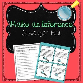 Inference Scavenger Hunt