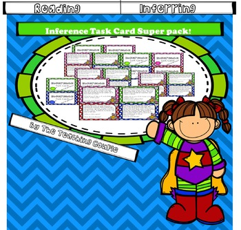 Inference Task Card Super Pack!