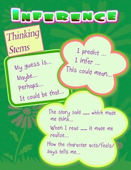 Inference Thinking Stems