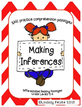 Inferences- Reading Comprehension Passages
