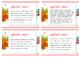 Inferencia, tarjetas de tarea / Inference Task Cards Spanish
