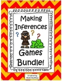 Inference Task Cards and Games