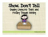 Inferencing Charades: Descriptive Writing Games to Improve