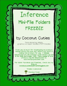 Inferencing Folders