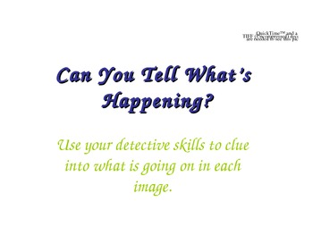 Inferencing Practice