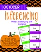 Inferencing Task Cards ALL YEAR BUNDLE