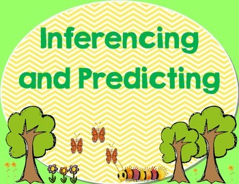 Inferencing and Predicting