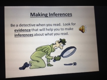 Inferencing lesson plan with read aloud and animated interaction