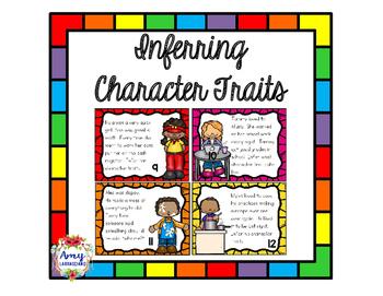 Inferring Character Traits
