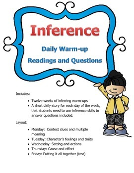 Inference Daily Warm-up