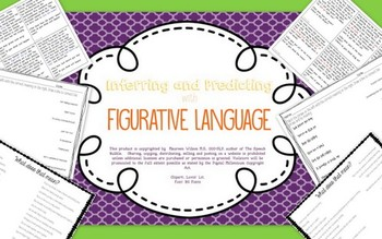 Inferring and Predicting with Figurative Language
