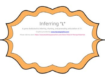 """Inferring and Rhyming with """"L"""""""