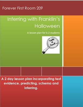 Inferring with Franklin's Halloween
