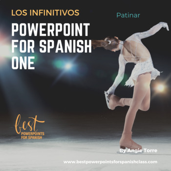 Infinitivos PowerPoint for Spanish One