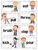 Inflectional Ending Game {ing} for Kindergarten & First Gr
