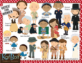 Influential People Clip Art