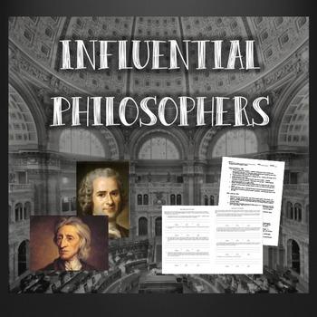 Influential Philosophers