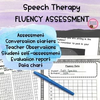 Fluency Assessment: Informal Stuttering Data Collection