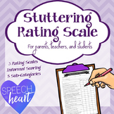 Informal Fluency Rating Scale