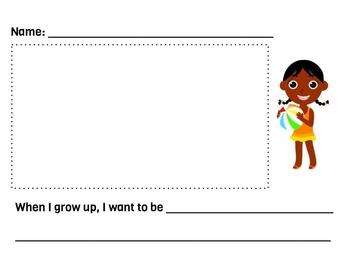 Informal Writing Assessment-ESL Girl