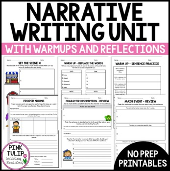 Complete Writing Unit Yr 5/6- Sentence structure, parts of