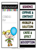 Informational Text Structures Lapbook w Pre / Post Test &
