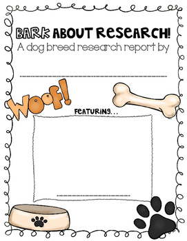 Informational Research Report - Dog Breeds