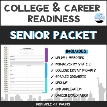 Informational College and Career Readiness Packet